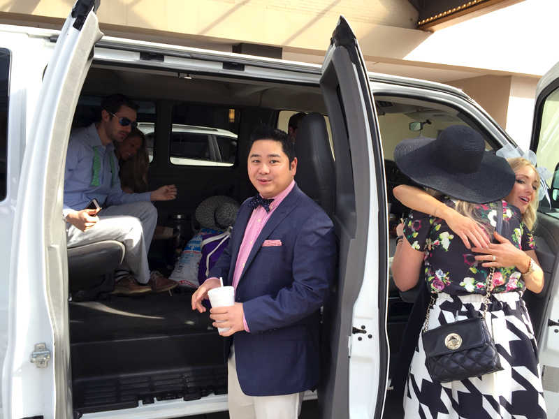 Trip Recap: A Weekend at the Keeneland Derby   The Charming Detroiter