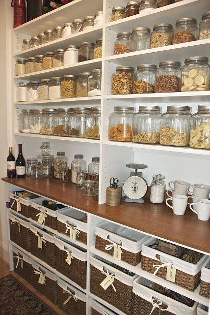 Our Home: The Pantry | The Charming Detroiter