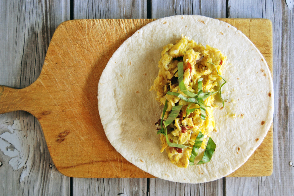 The Ultimate Breakfast Burritos | The Charming Detroiter