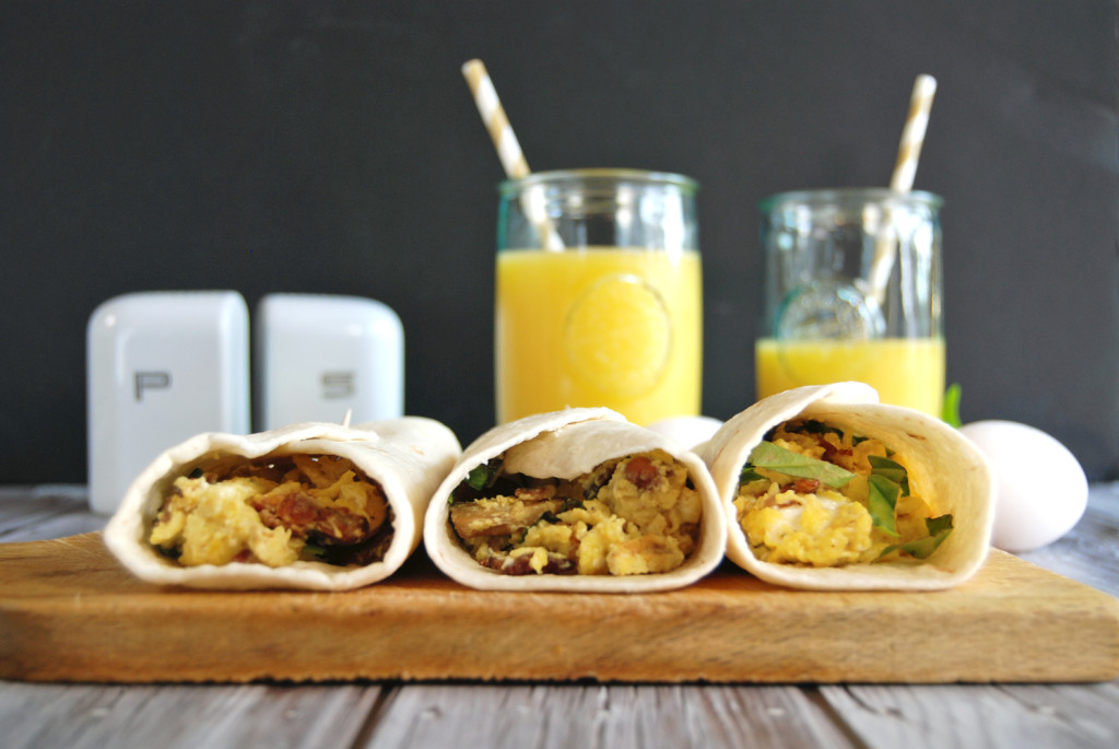 The Ultimate Breakfast Burritos   The Charming Detroiter