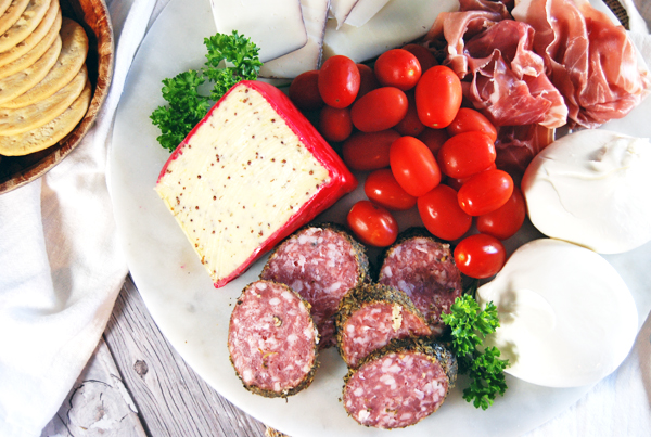How to Assemble the Ultimate Charcuterie | The Charming Detroiter