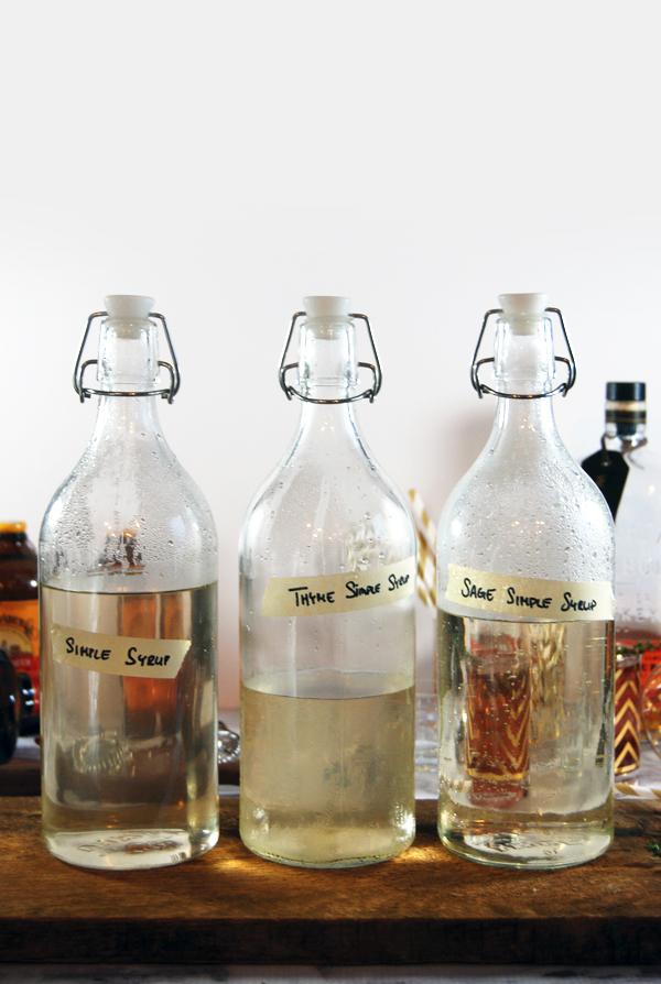 The Charming Detroiter's Ultimate Guide to Simple Syrup | The Charming Detroiter