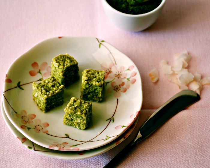 A collection of beautiful green-themed dishes to celebrate St. Patty's Day with!