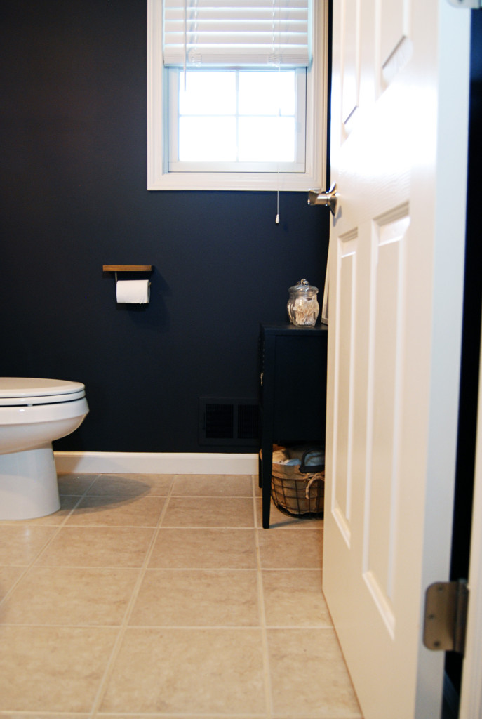 Diy Powder Room Remodel