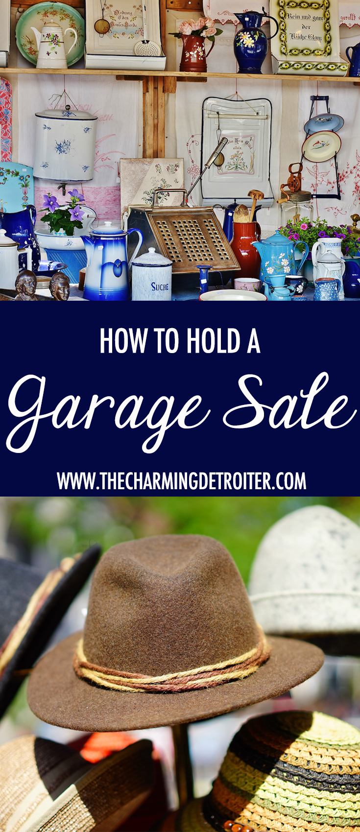 Ever wonder how to hold a garage sale? A few years ago we threw one epic sale: check out my tips for having your own yard sale and making some extra bucks!