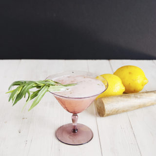 Tarragon Rose Cocktail